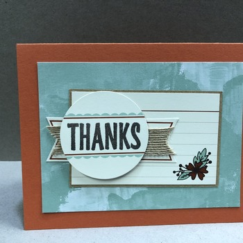 """Thanks"" W3"