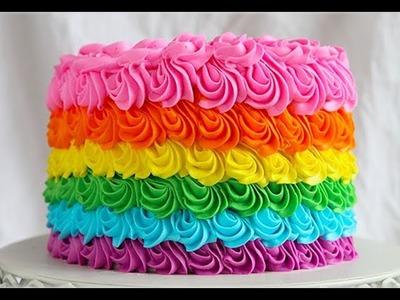THE BEST CAKE DECORATING VIDEOS #3 | SATISFYING CAKE DECORATING DIY