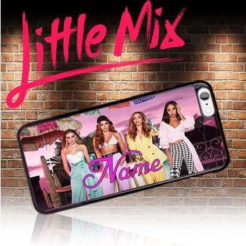 2018 Personalised Little Mix Phone Case fits iphone 7 & 8 Any Name