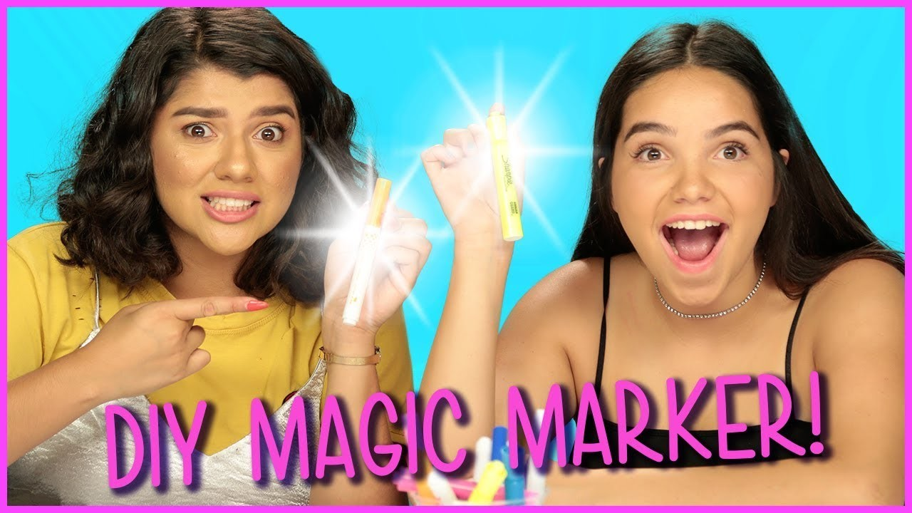 Diy Magic Marker Diy Or Di Dont W Life After Quince Shany Airam