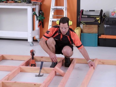 How to Build Timber Wall Framing | Mitre 10 Easy As