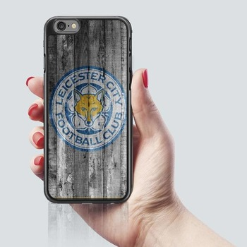 Leicester City FC Football phone case Cover Fits iphone 6 6s
