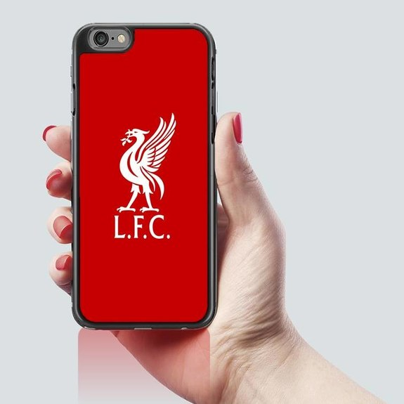 premium selection 37953 c91ba Liverpool FC Football phone case protective iphone 6 6s - pixelate ...