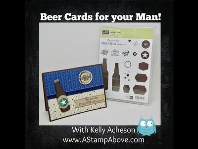 Make a GREAT Man Beer Card!