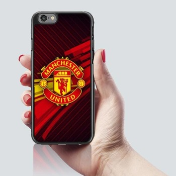 Manchester United Man U FC Fottball phone case cover Fits iphone 7 & 8