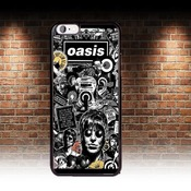 New Oasis Liam & Noel Gallagher Protective iphone 5 5s se Case