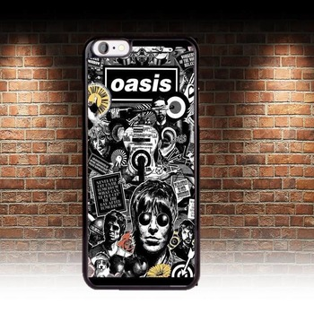 New Oasis Liam & Noel Gallagher Protective iphone 6 6s Case