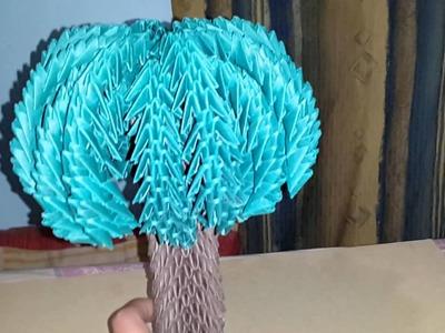 Palmera - Origami 3D