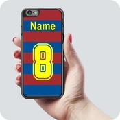 Personalised Barcelona FC Football Protective phone case Fits iphone X 10