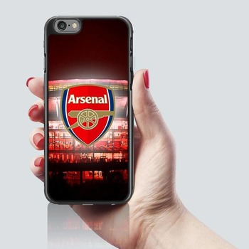Stunning Arsenal FC Fottball phone case cover fits iphone 5 5s se