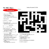 Unique, Personalized, Custom Made Crossword Puzzle for Someone Special - You Provide the Words - Anniversary, Birthday, Wedding, Graduation
