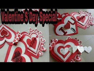 Valentine S Day Special Greeting card of couple (Shikha N Deepak sharma)