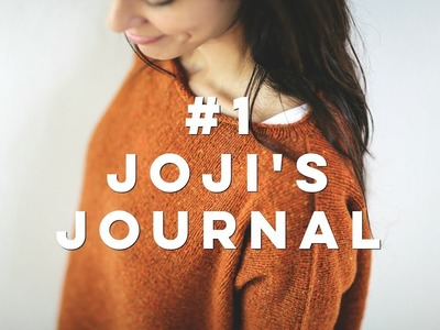 #1 Joji's Journal