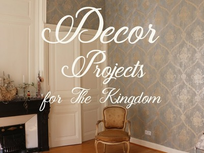 Decor for the fairy tale Living room - Episode 01