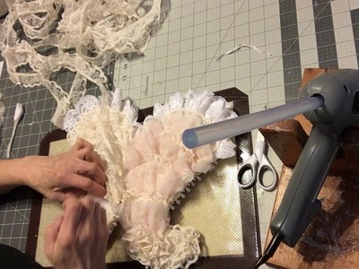 Designing Crafts with Creating With Details- Valentine Angel Tutorial Part6