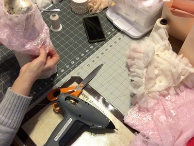 Designing Crafts with Creating With Details- Valentine Angel Tutorial Part 2