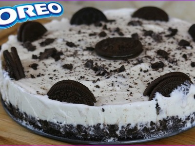 How to Make a Homemade Oreo Ice Cream Cake | FunFoodsYT Desserts