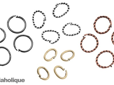 How to Use Lock-In Jump Rings