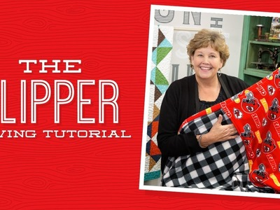 "Make a ""Blipper"" Quilt with Jenny!"