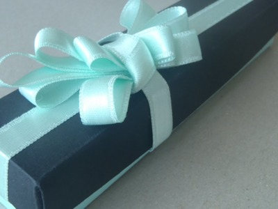 Make an Elegant Watch Gift Box - Crafts - Guidecentral