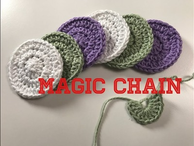 Ophelia Talks about the Magic Chain
