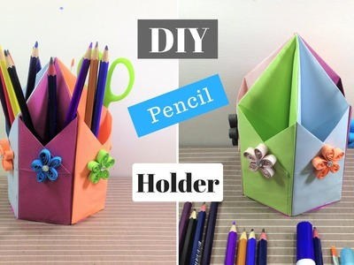 Origami Diyhome Decoration Idea How To Make Beautiful Flower
