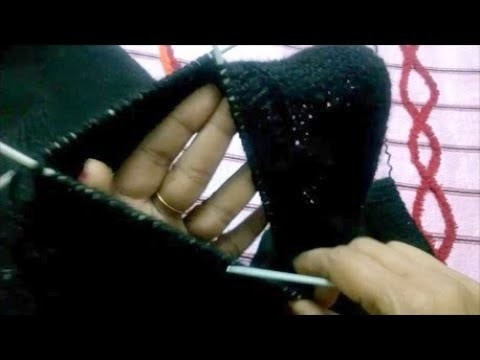 V-Shape Neck Kaise Banayen ( Part- 2 )