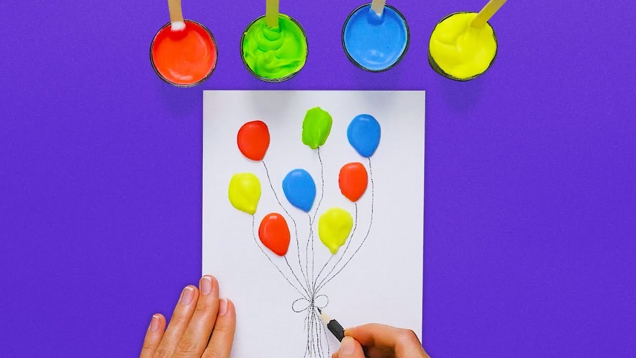 14 COOL CRAFTS THAT WILL KEEP KIDS BUSY FOR A COUPLE OF HOURS