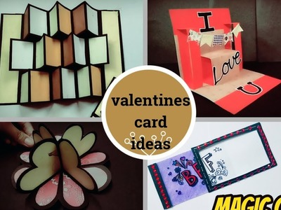 15 diy card ideas for valentines day by crafteholic