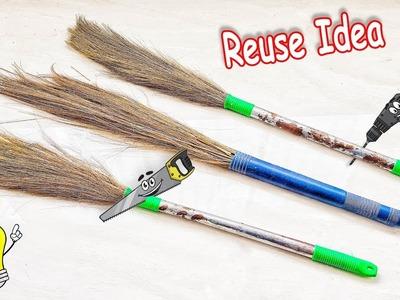 Best out of waste Broom craft idea | diy art and craft | Artkala 413