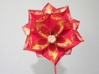 CNY TUTORIAL NO. 75 - Hongbao Ornamental Ball