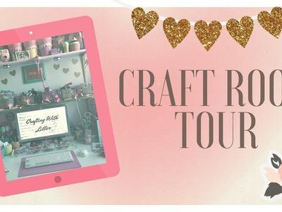 Craft Room Tour ???? 2018
