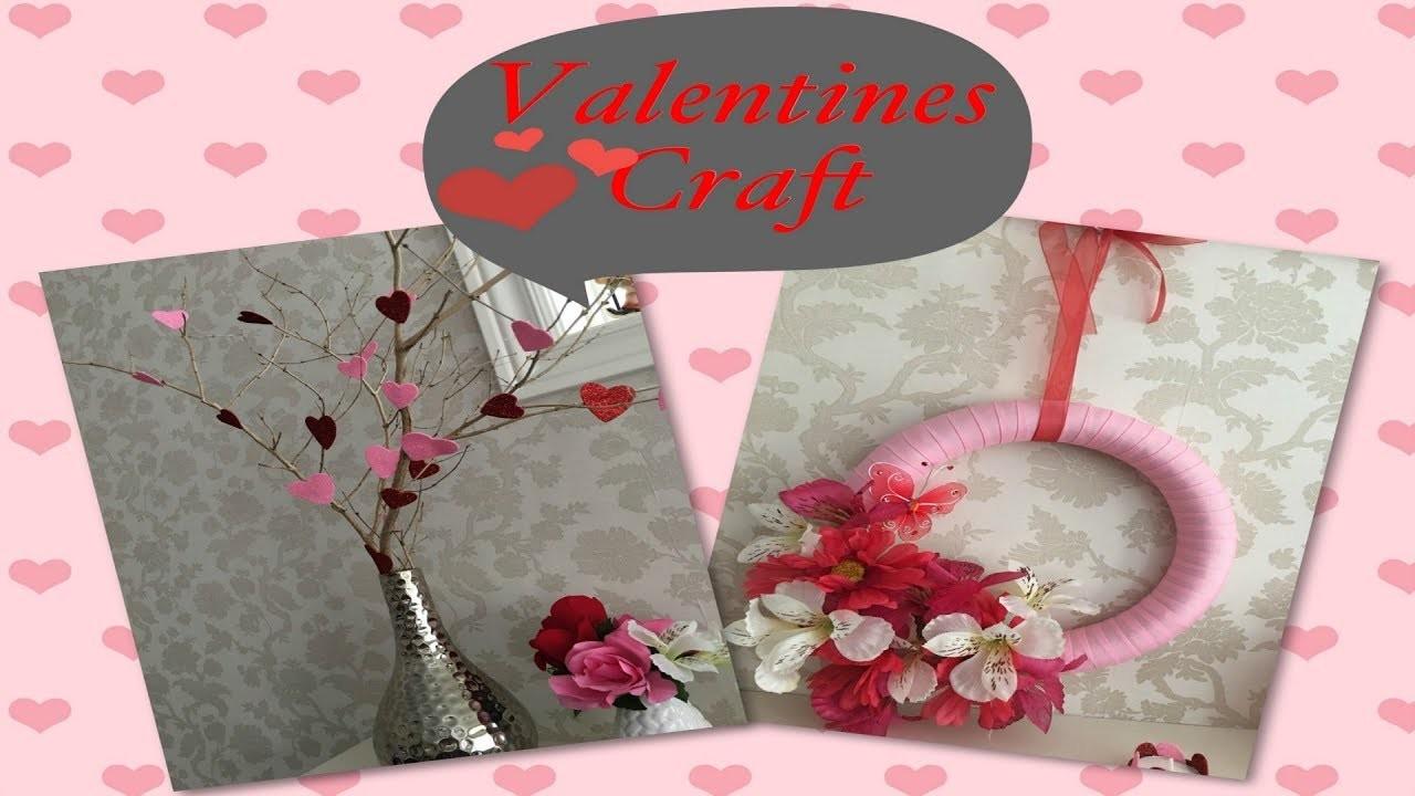 Diy Dollar Tree Valentine S Day Craft Ideas