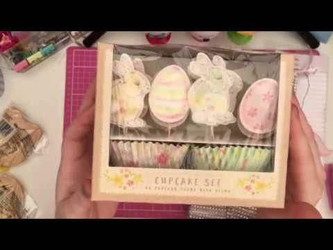 Home goods, craft and stationary haul! Poundland, Home bargains and more!