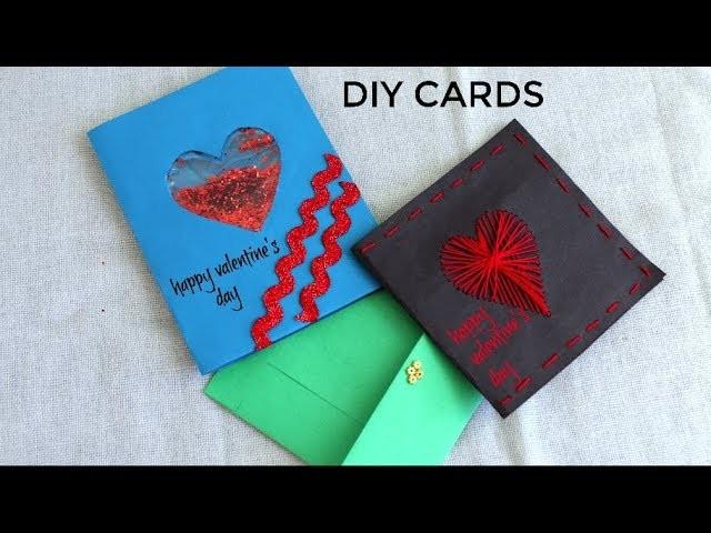 How To Make Cards || DIY Cards || Handmade Craft || Inspiration Kidzone