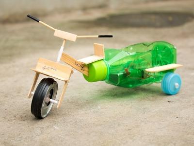 How to make electric three wheeler bike
