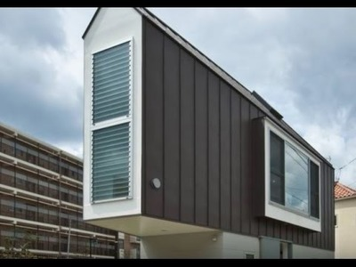 People Laughed at This Tiny Japanese House But Was Shocked When They Saw Whats Inside
