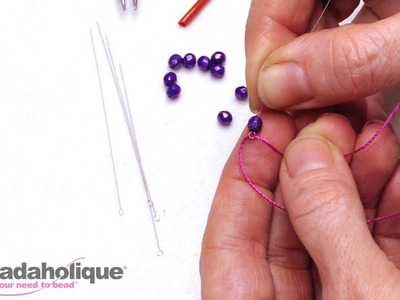 Quick Tip: How to Reshape a Twisted Wire Needle Loop