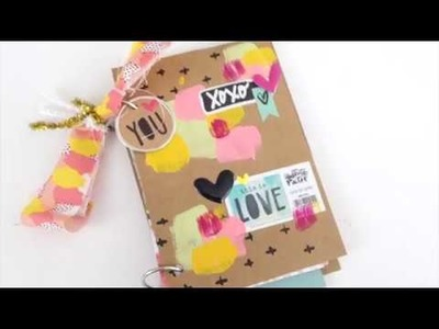 This is Love | DIY Booklet Process Video