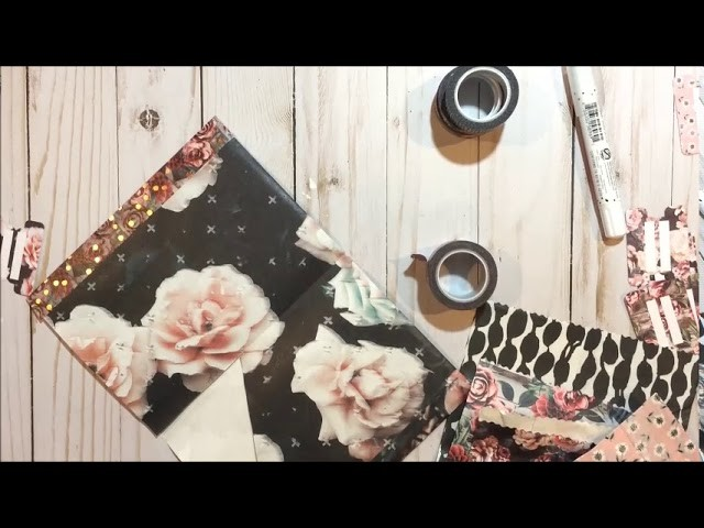 TN Pocket Insert DIY with Gift Bags