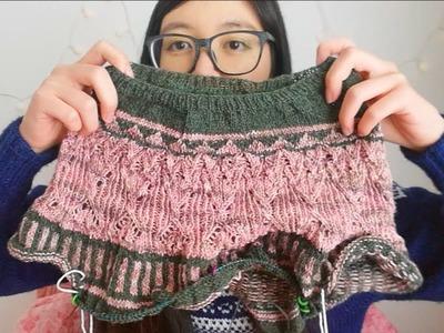 Basic Stitch Knitting Podcast Ep. 19 Thai Tea
