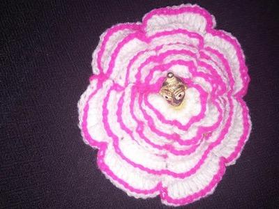 Crochet dress for laddu gopal ji.valentine  day special