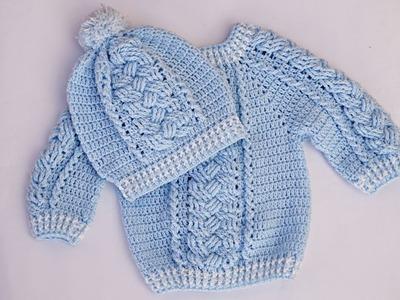 Crochet hat  very easy set DIY