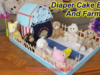 Diaper Barn and Farm (How To Make)