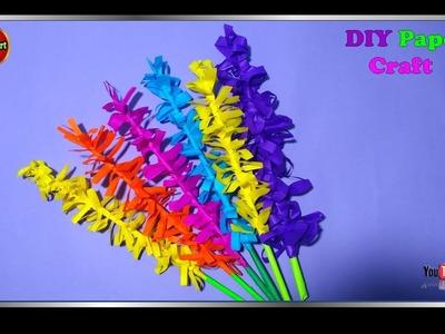 DIY paper craft.paper decoration . कागज काम। classroom activity- 9