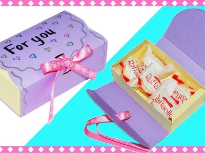Easy DIY crafts | How to make a gift box | DIY gift box