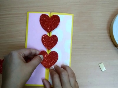 Handmade Greeting Card|How To make Simple and Easy Card. . . .