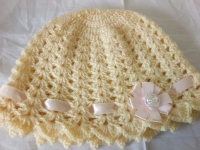 How to crochet hat for all sizes