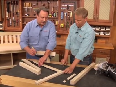 How-To: Loose Tenon Joinery - PART 2