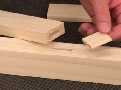 How-To: Loose Tenon Joinery - PART 3